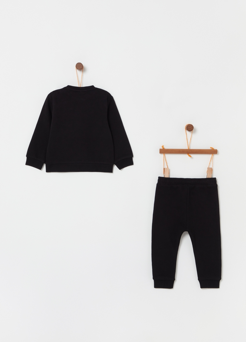 Halloween jogging set with top and trousers image number null