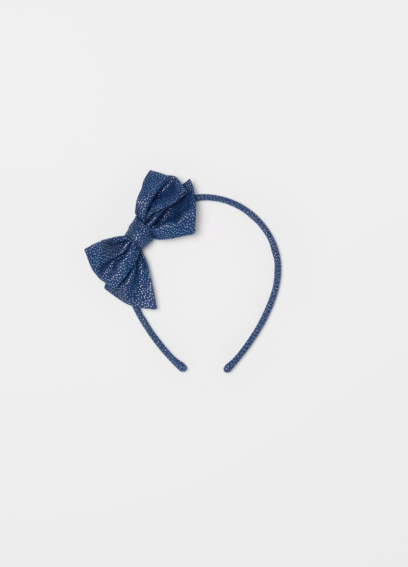 Hairband with bow image number null
