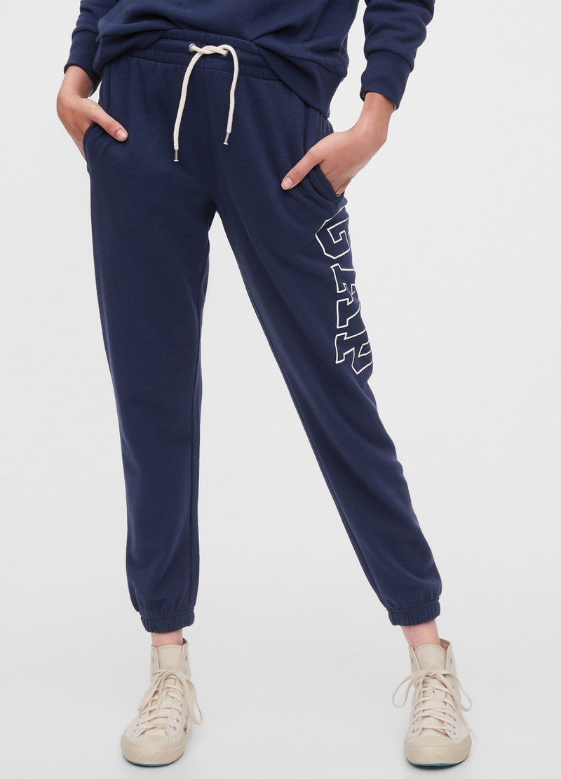GAP joggers with logo print image number null