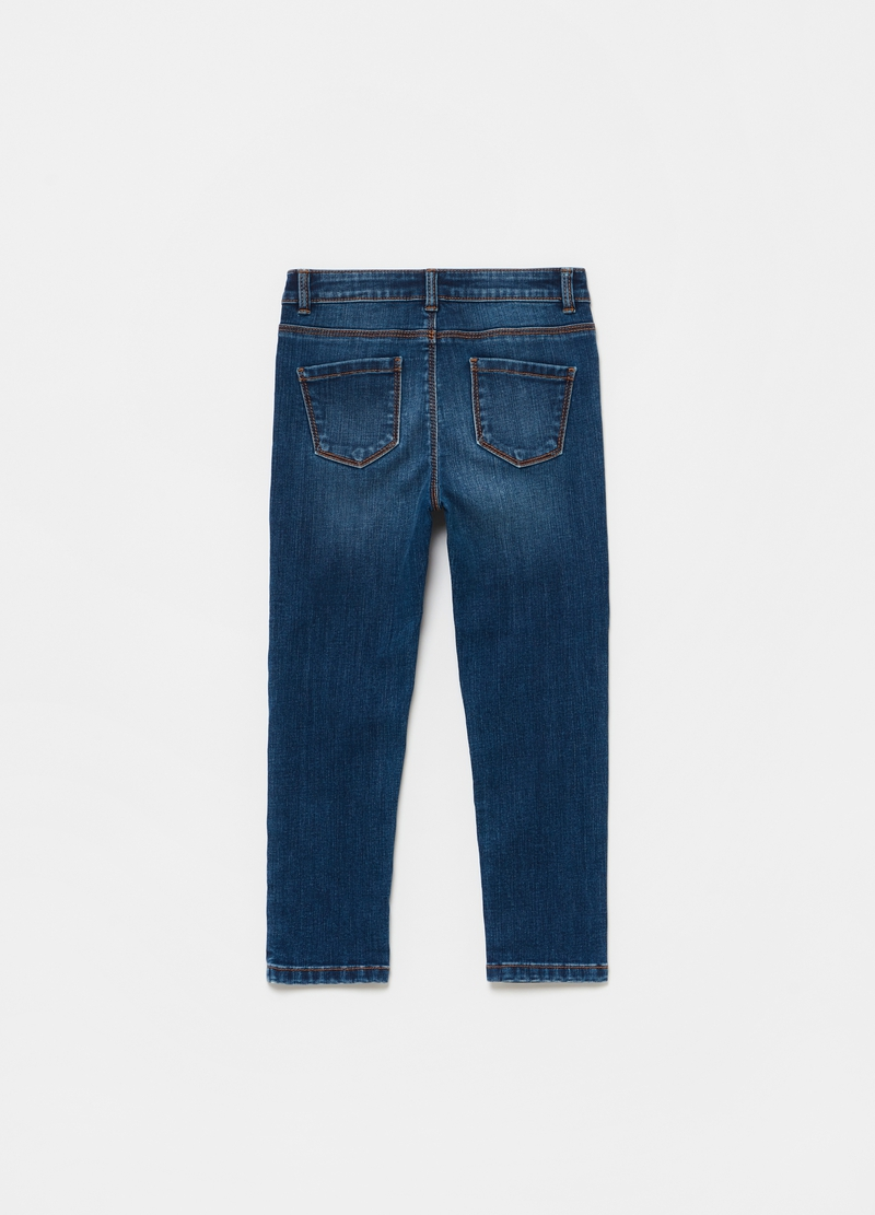Jeans stretch cinque tasche image number null