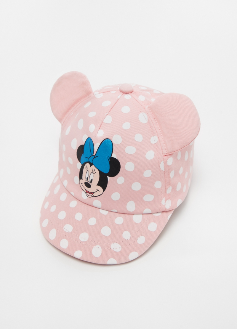 Cappellino stampa Disney Baby Minnie image number null