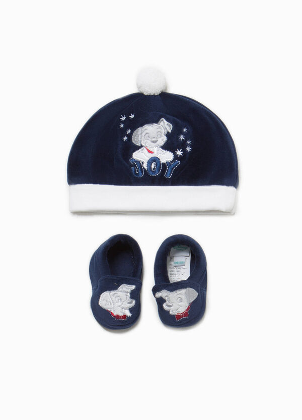 One Hundred and One Dalmatians hat and shoes outfit | OVS
