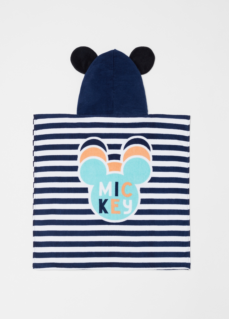 Disney Baby Mickey Mouse beach poncho image number null