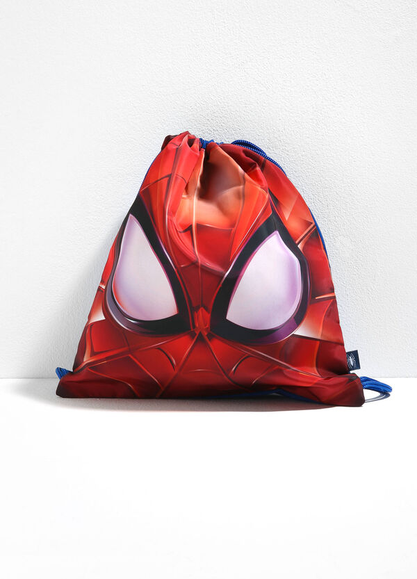 Bag with maxi Spiderman print | OVS