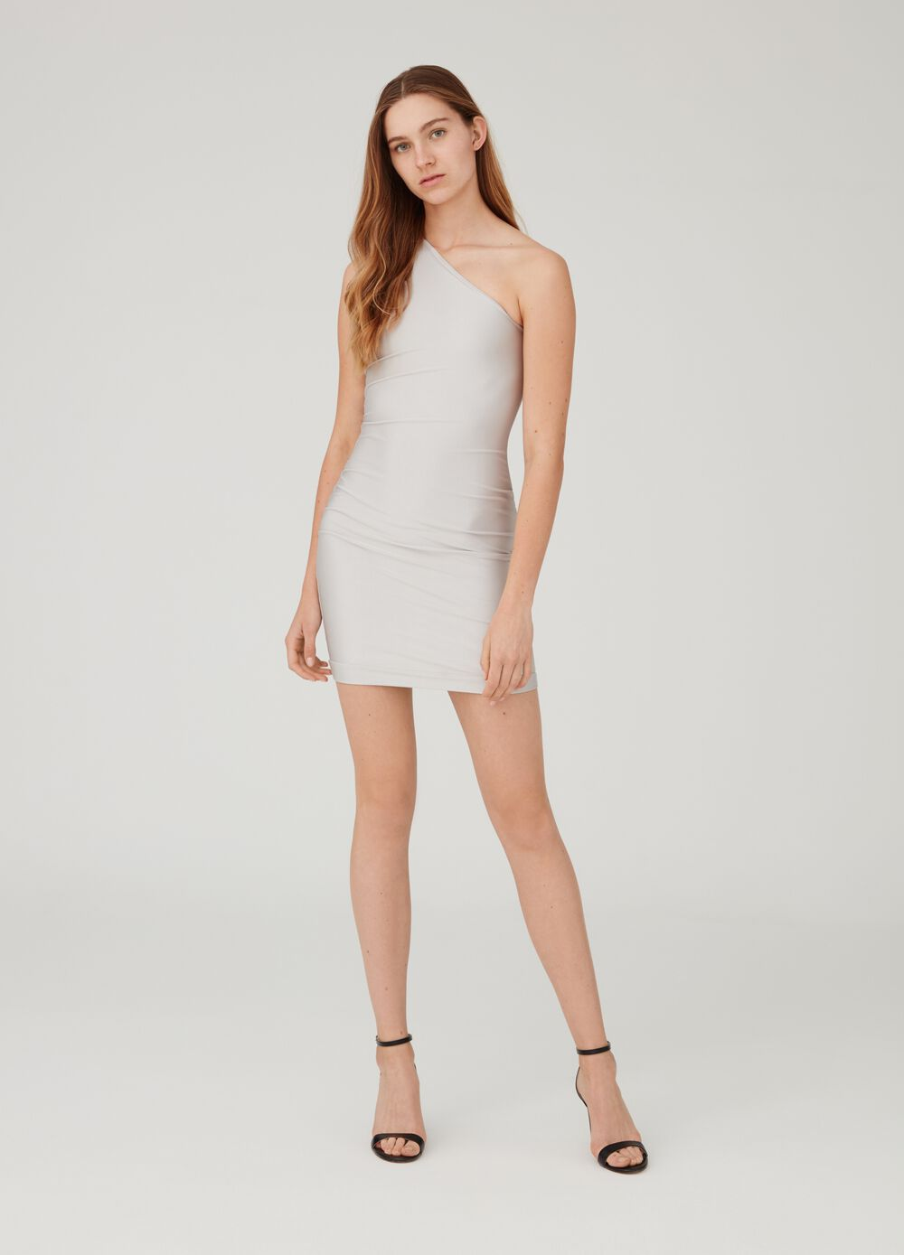 K+K for OVS stretch tube dress with double shoulder strap