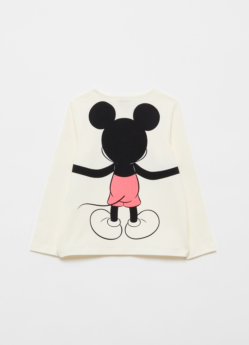 T-shirt maniche lunghe Disney Topolino image number null