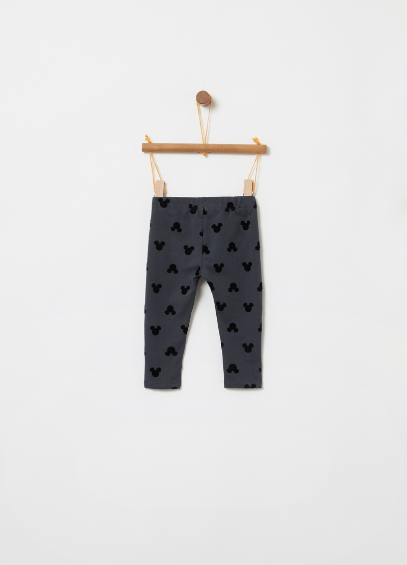 Jeggings stretch stampa Disney Minnie image number null
