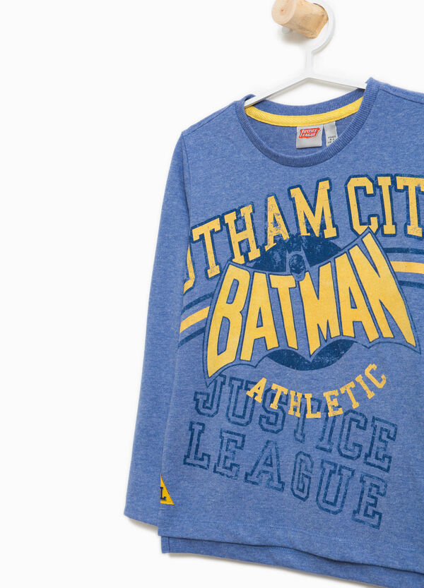 T-shirt in cotone stampata Justice League | OVS
