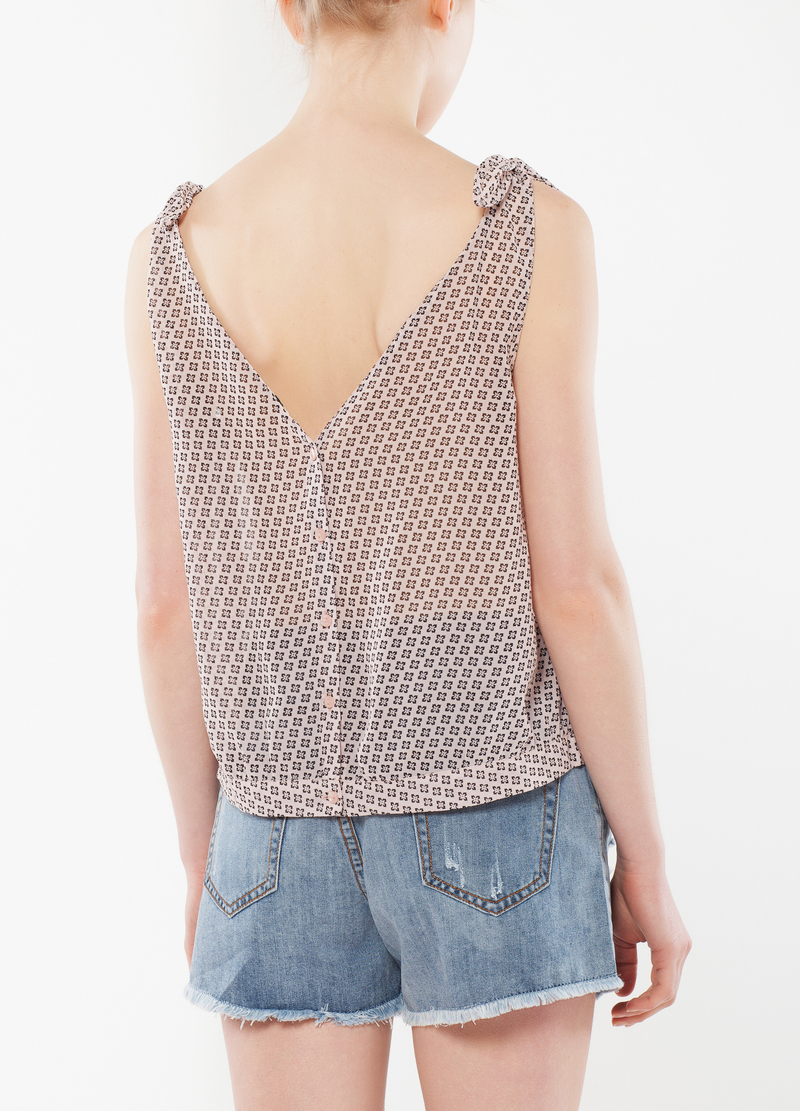 Chiffon top image number null