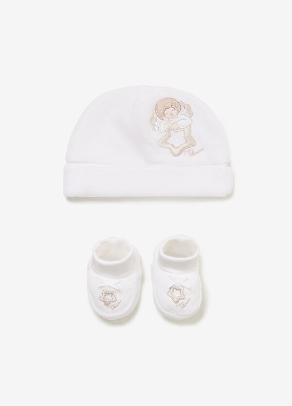 THUN hat and shoes set