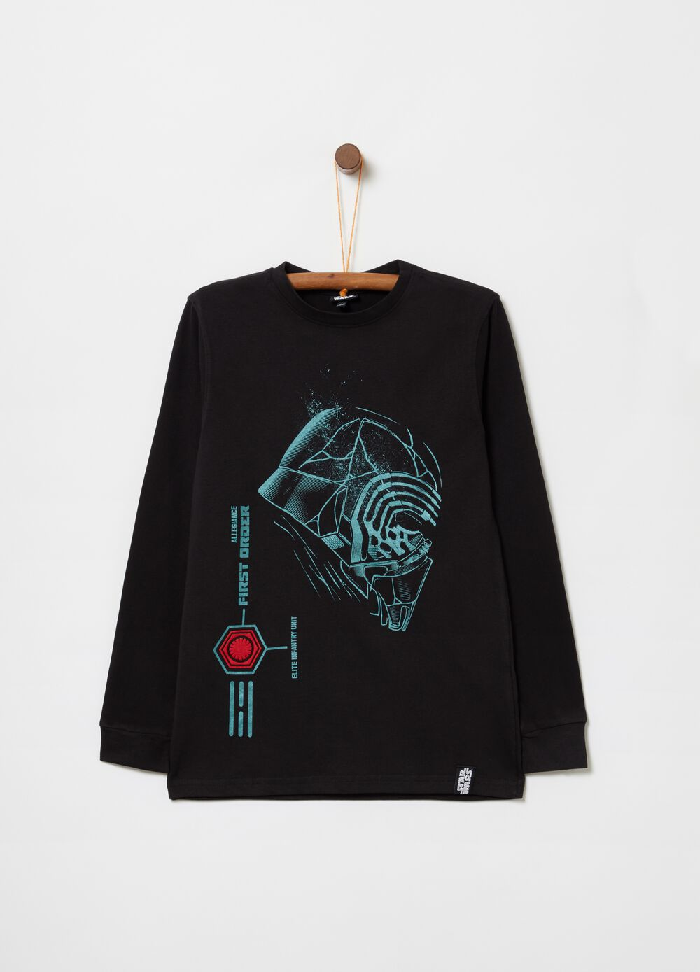 Long-sleeved Star Wars T-shirt
