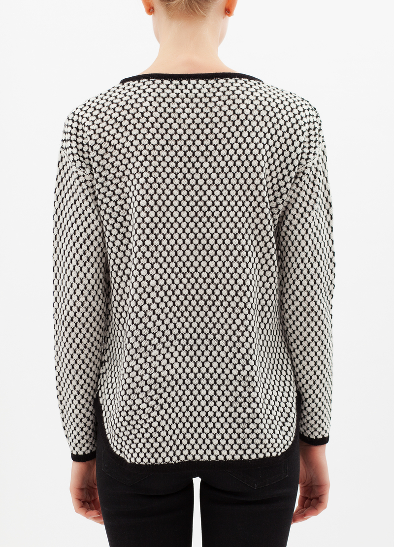 Pullover con taschino image number null