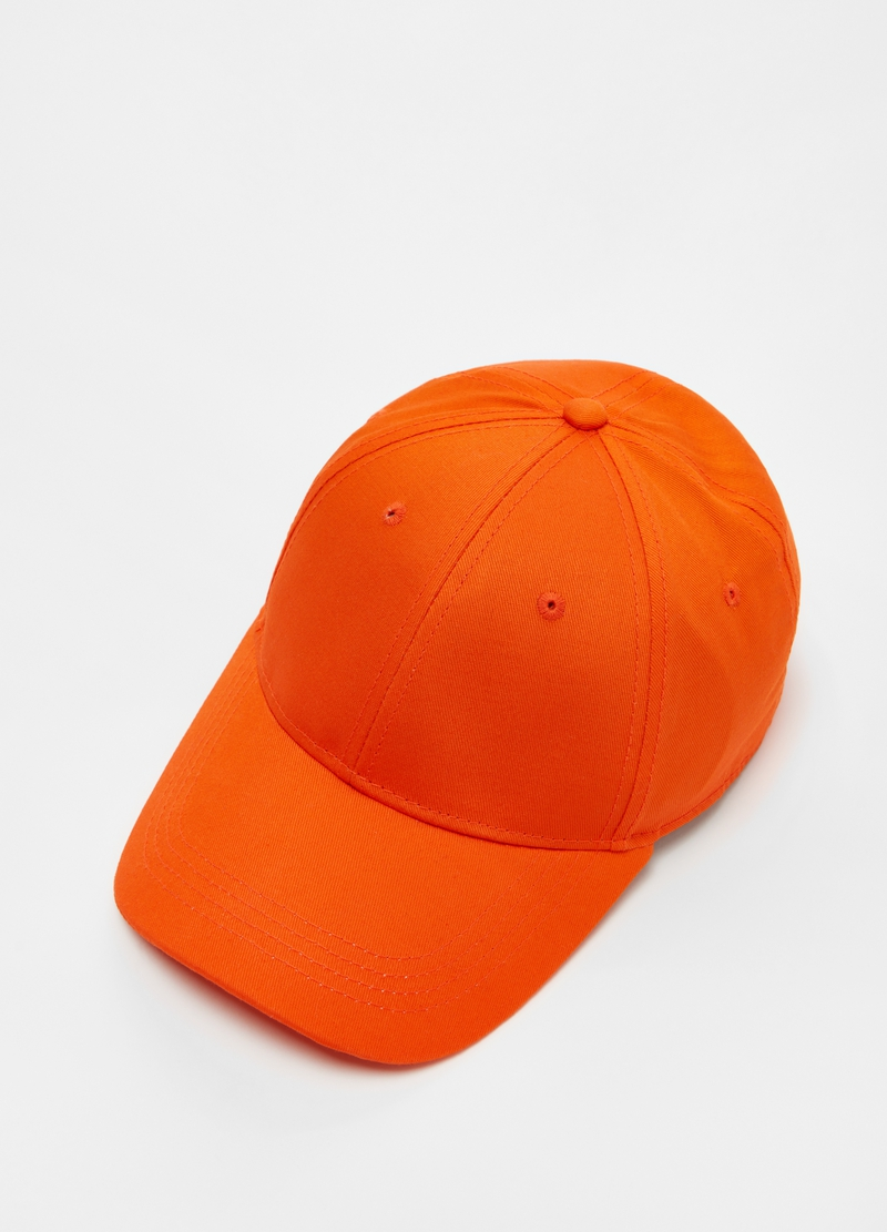 Cotton baseball cap image number null