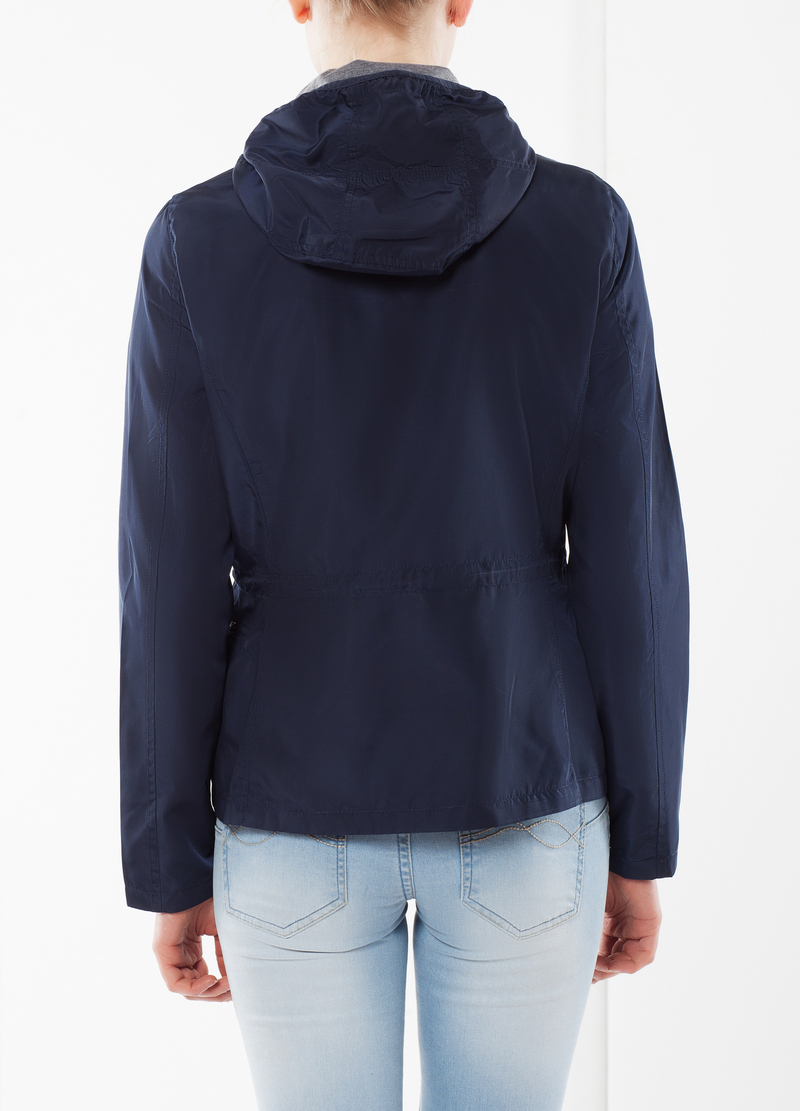 Removable hood jacket image number null