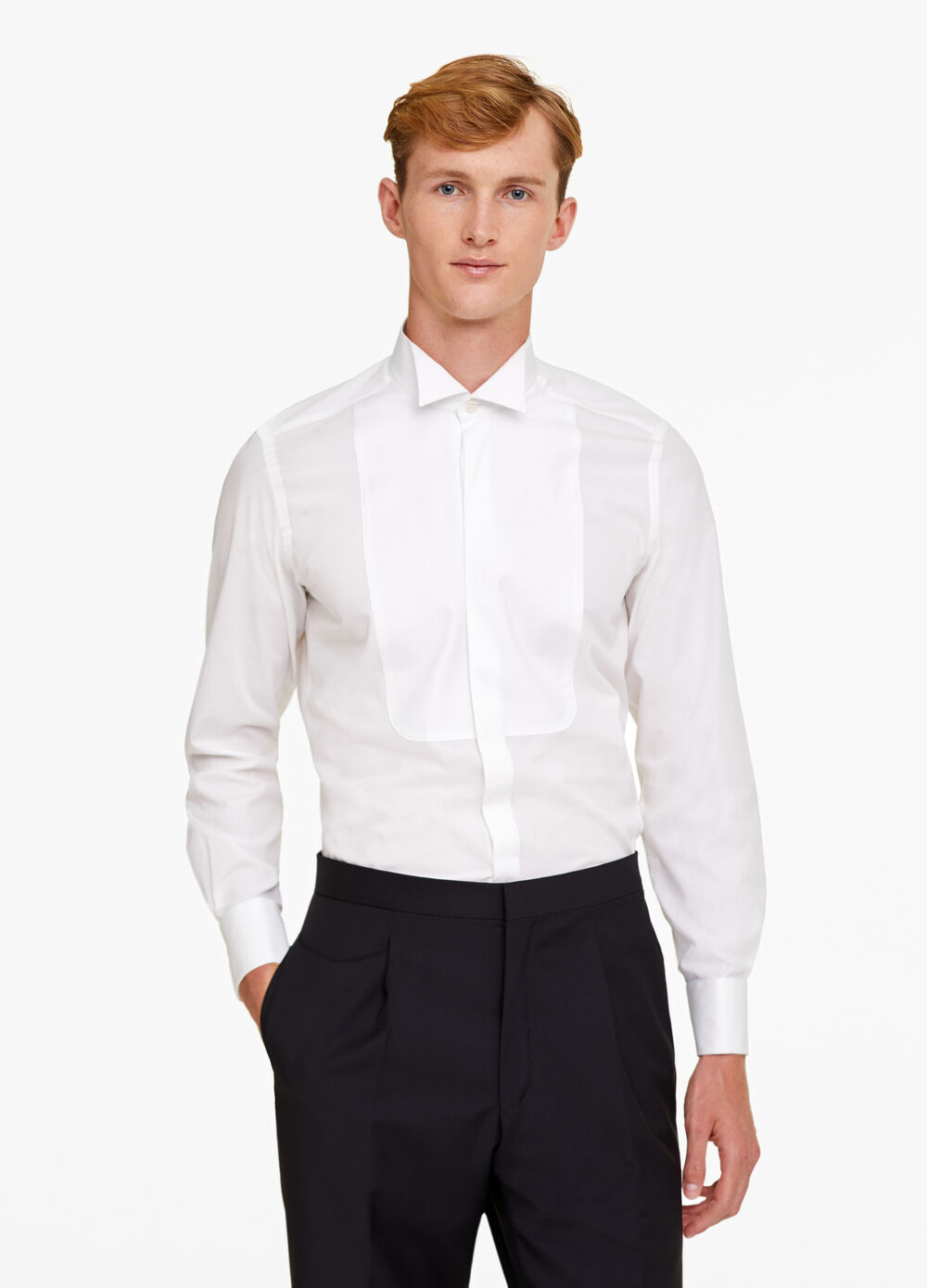 OVS Arts of Italy shirt for tailcoat suit