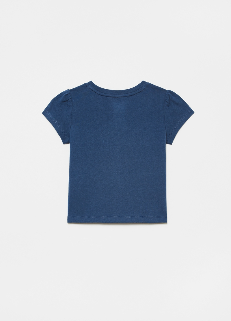 GAP T-shirt in cotone con maxi stampa logo image number null