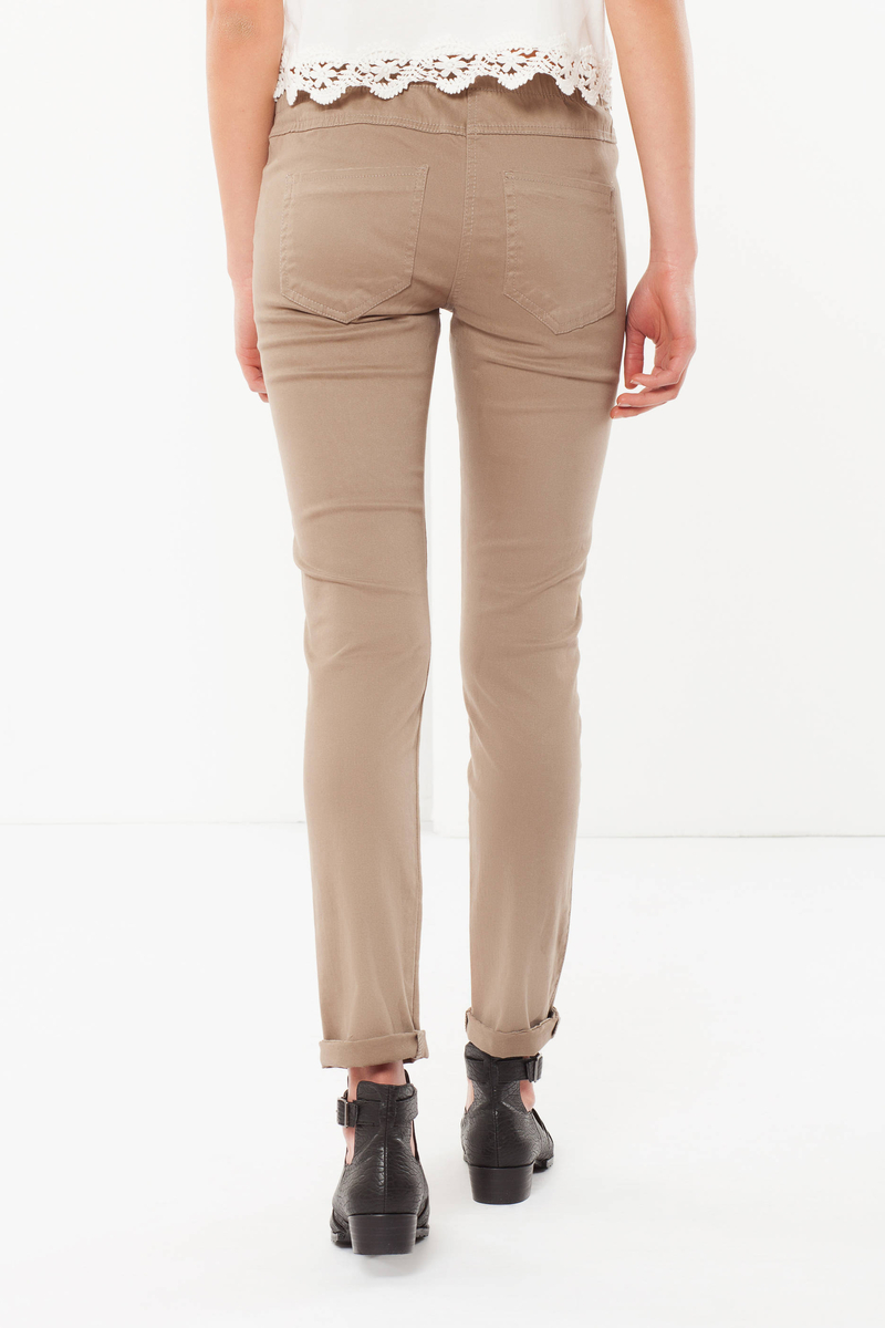 Stretch trousers image number null