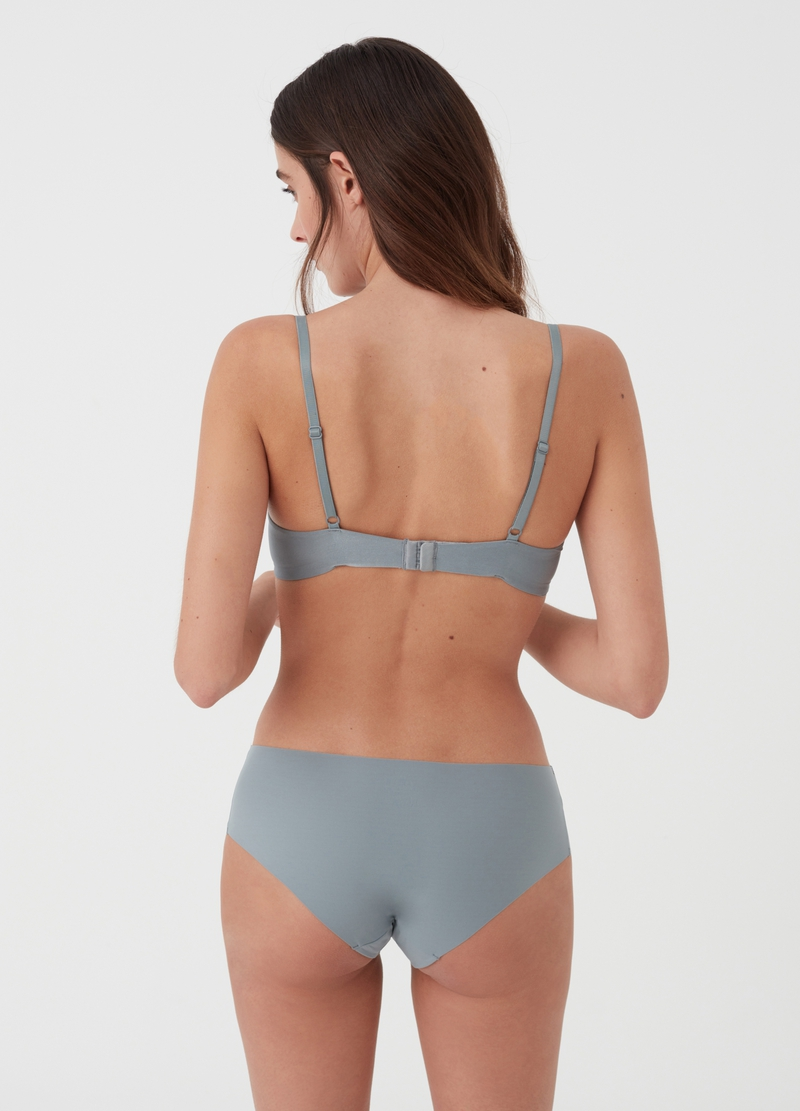 French hipster knickers invisible under clothing image number null