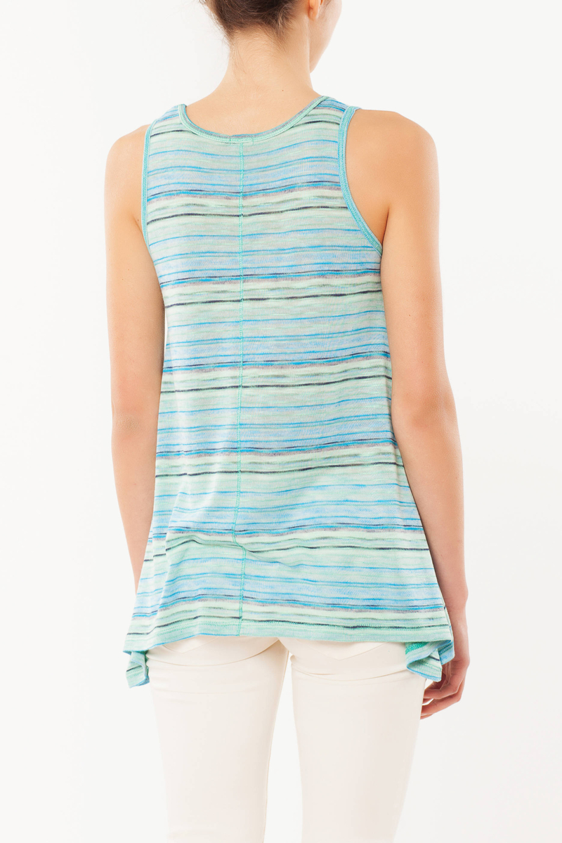 Striped top image number null
