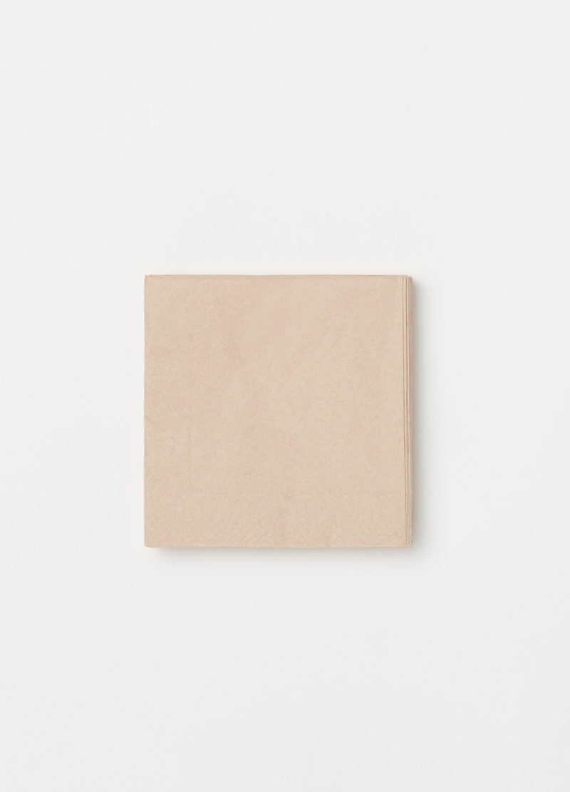 50 napkins in pure cellulose wadding image number null