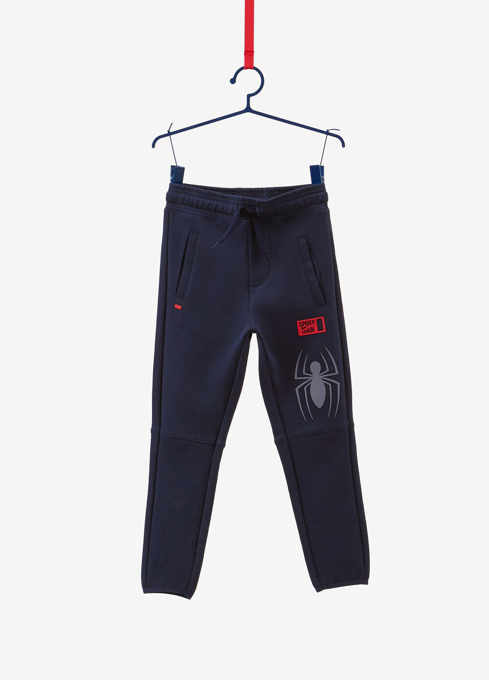 Cotton blend Spiderman trousers