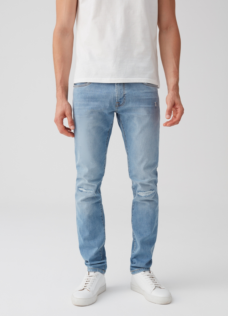 Jeans slim fit stretch used image number null