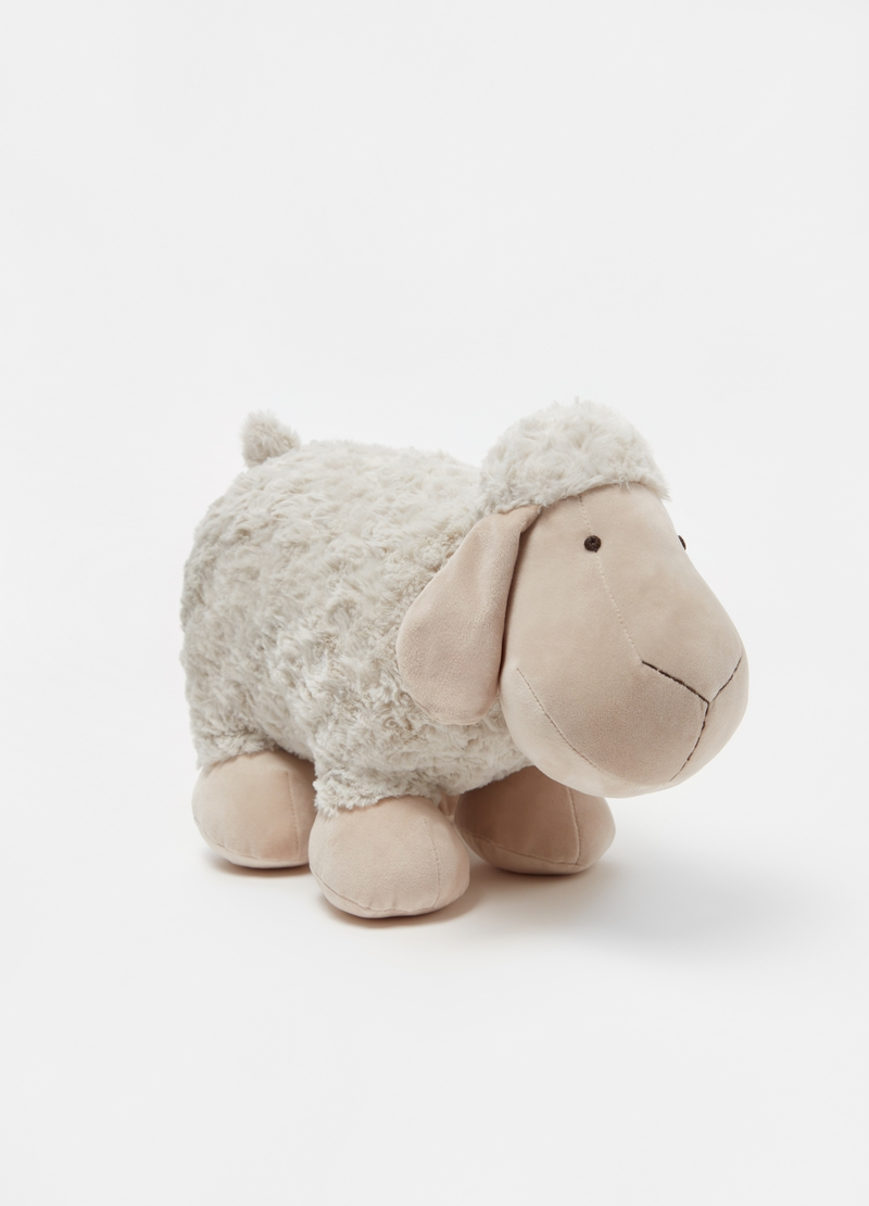 GREY SHEEP 30CM image number null