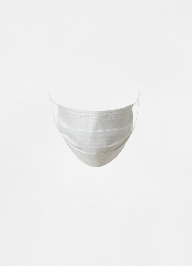 Pack of 10 disposable surgical masks image number null