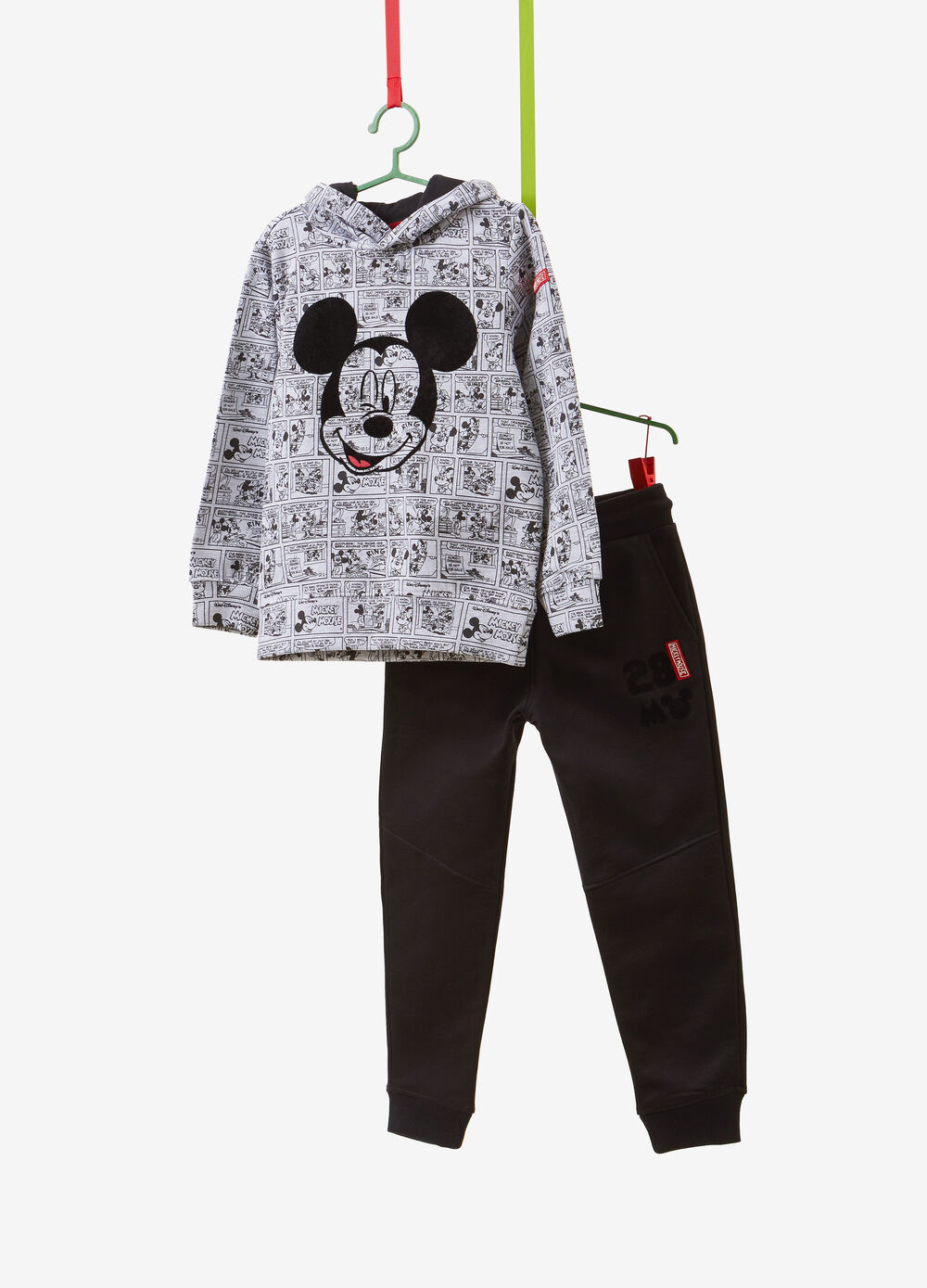 Mickey Mouse 100% cotton tracksuit