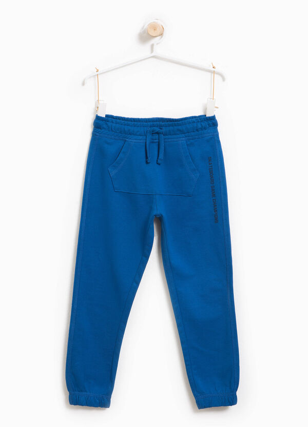 Joggers with pouch pocket | OVS