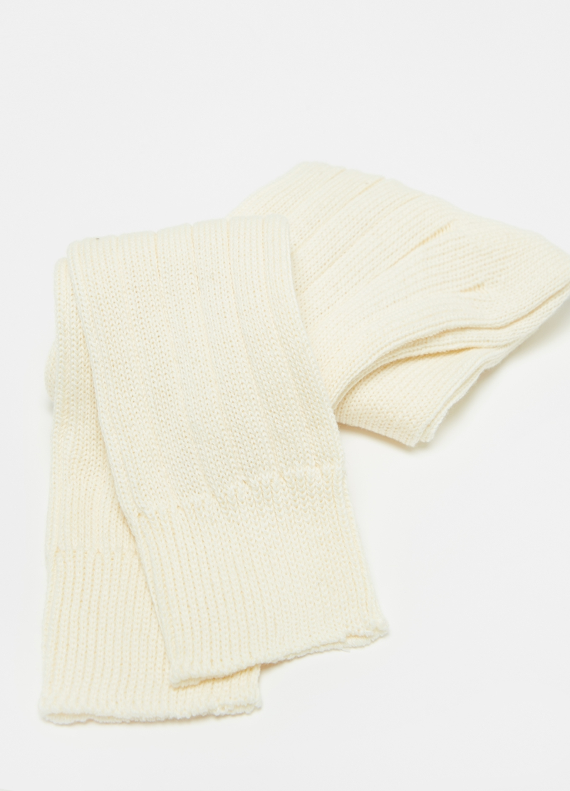PIOMBO long 100% cotton socks image number null