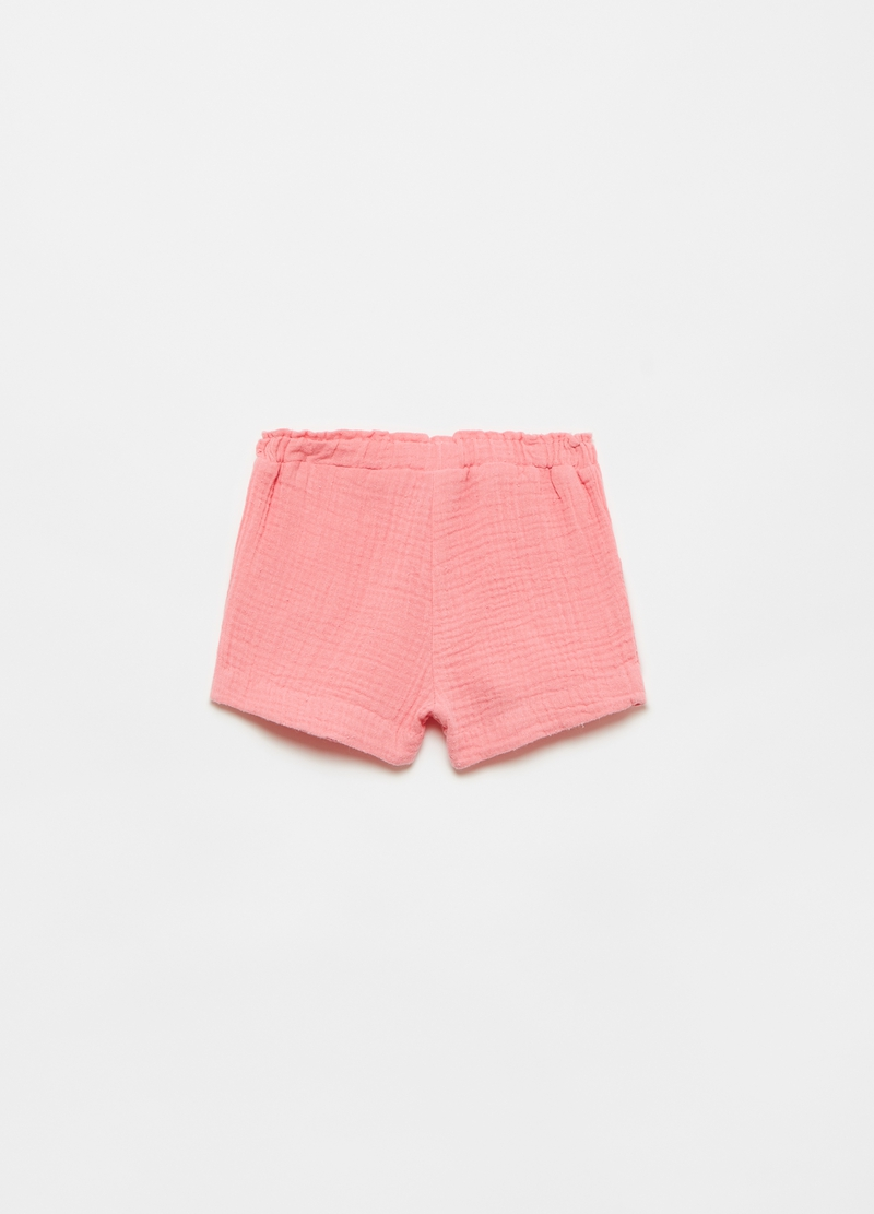 Shorts with bow image number null