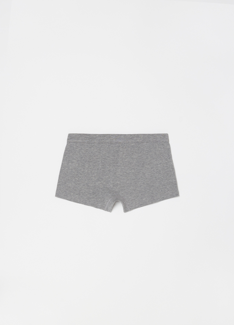 Stretch Pima cotton boxer shorts image number null