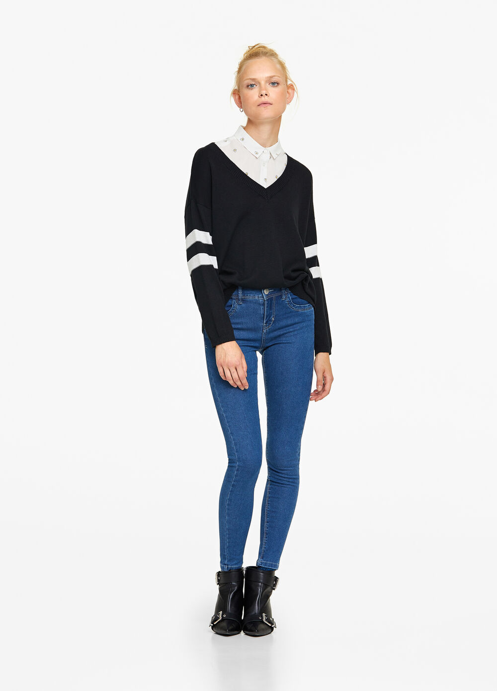 Jeans super skinny fit stretch