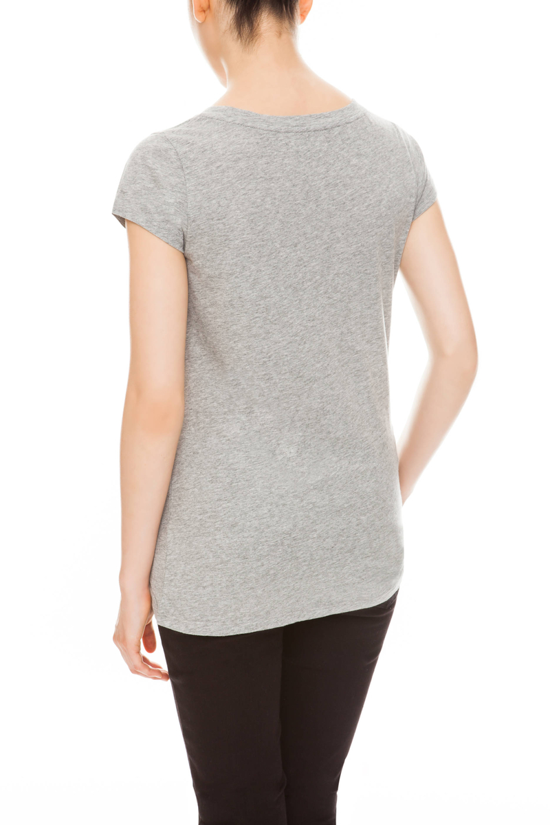 T-shirt con stampa image number null