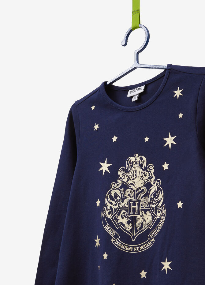 T-shirt cotone stampa Harry Potter