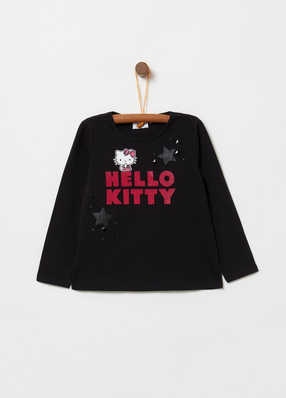 T-shirt maniche lunghe Hello Kitty