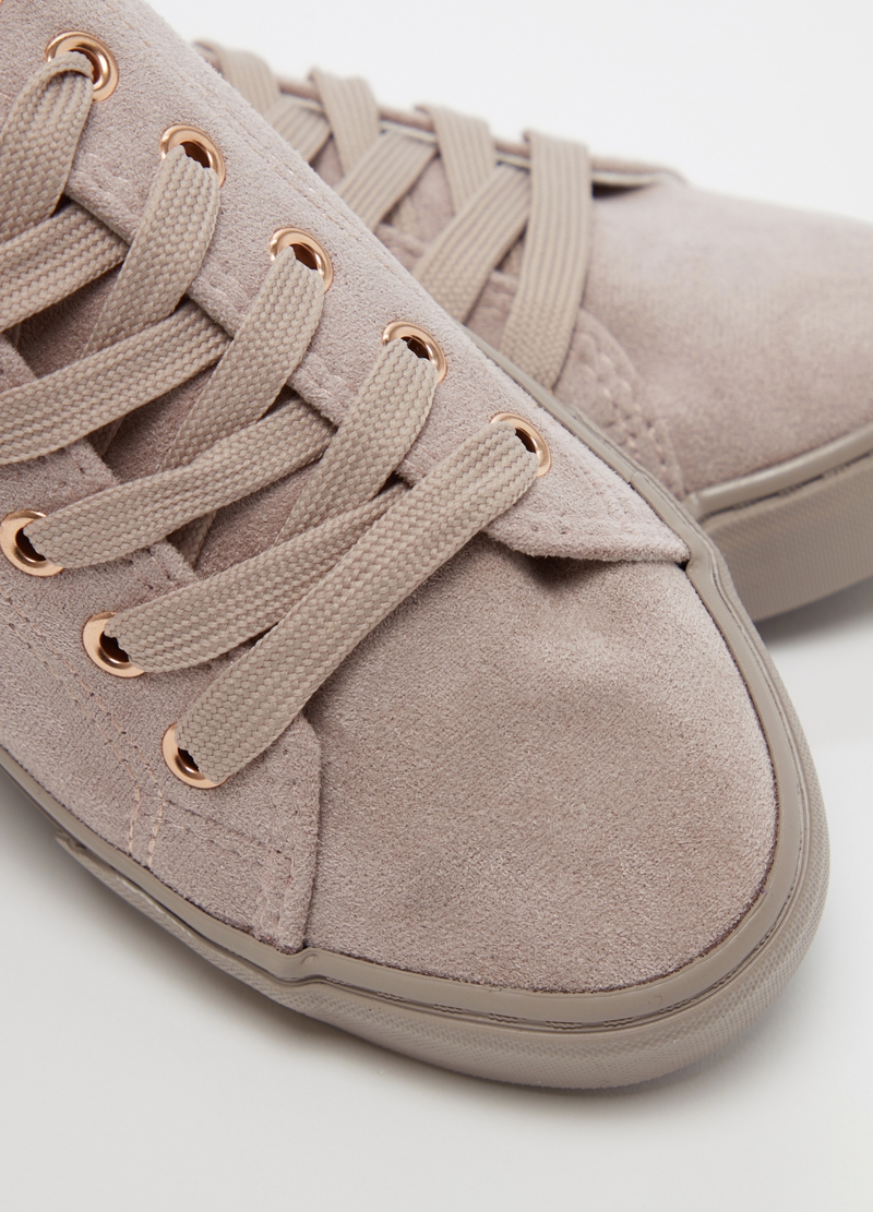 Sneakers in suede image number null