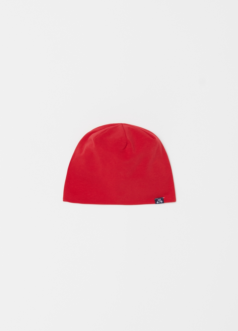 Soft hat in organic cotton image number null