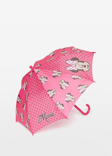Umbrella with Minnie Mouse and polka dot pattern