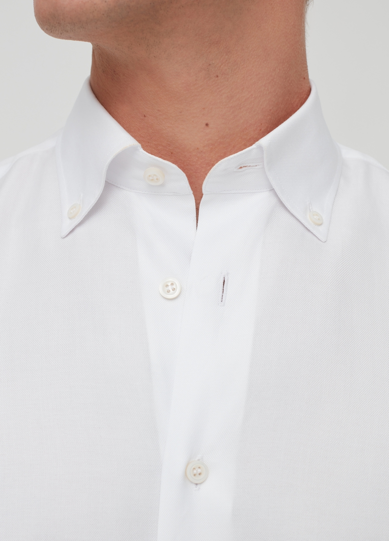 100% cotton button-down shirt image number null
