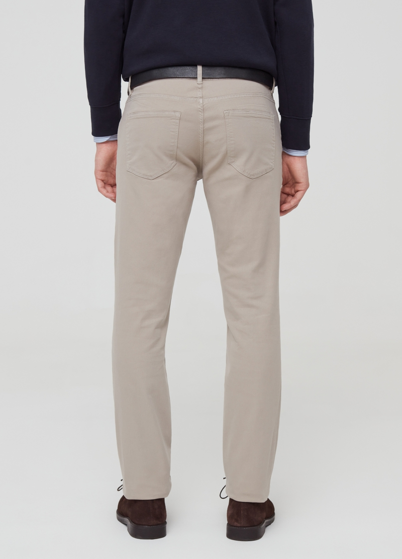 Pantaloni stretch cinque tasche image number null