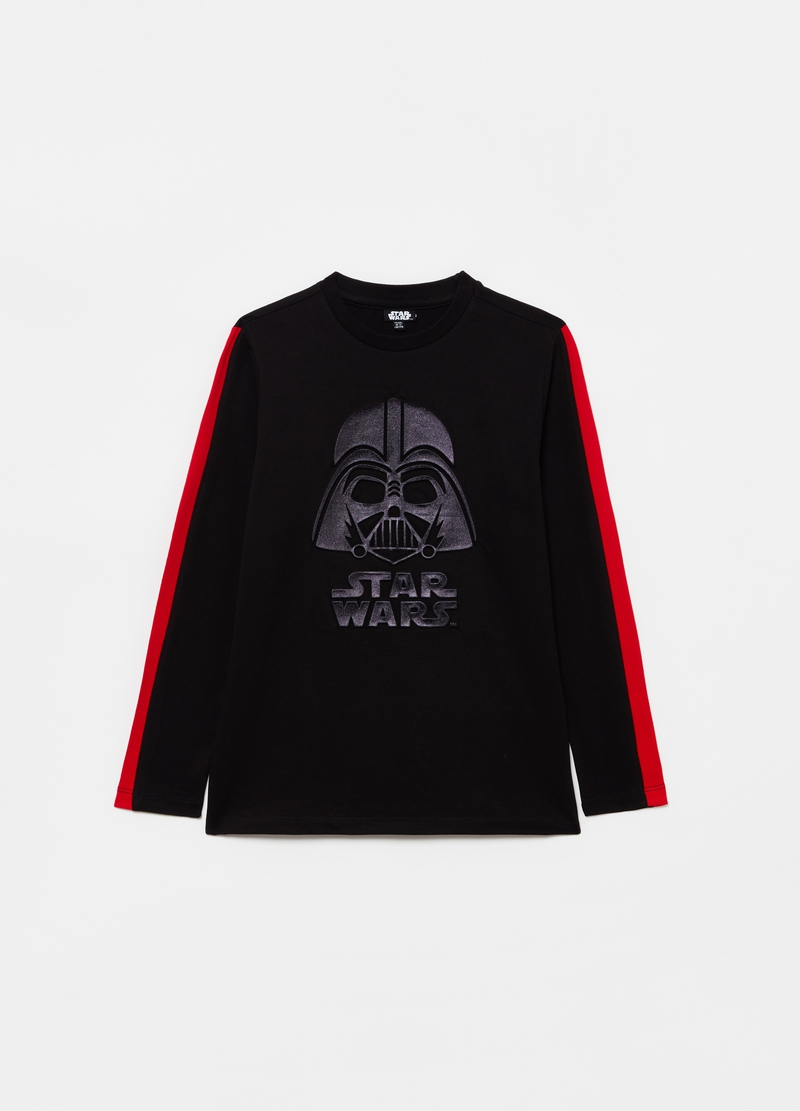 T-shirt with Star Wars Darth Vader print image number null