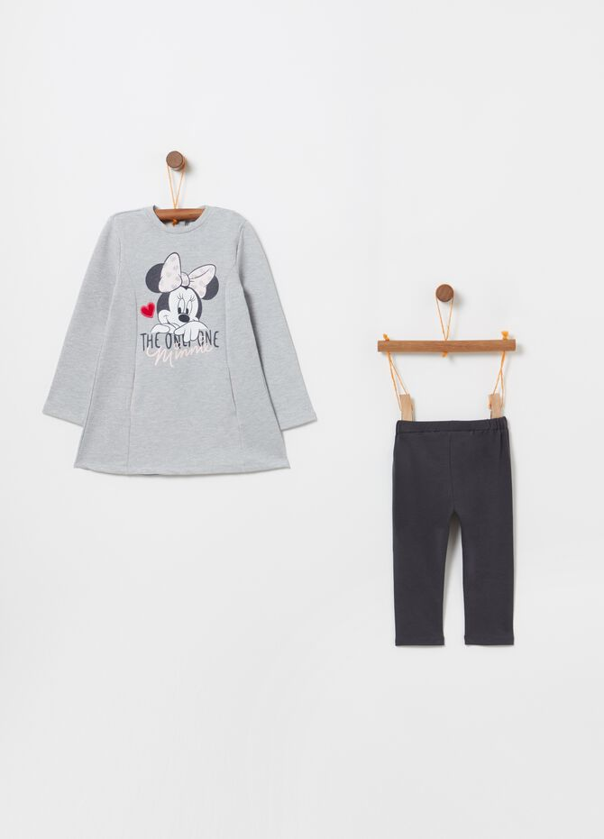 Set vestitino e leggings Disney Minnie