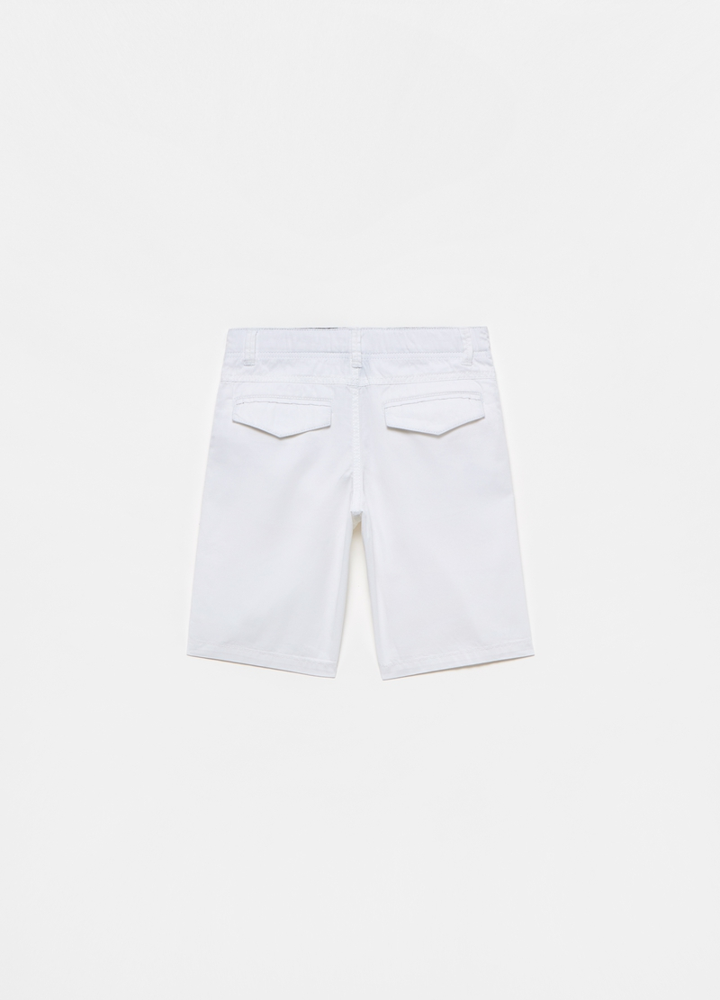 Chino Bermuda shorts in cotton image number null