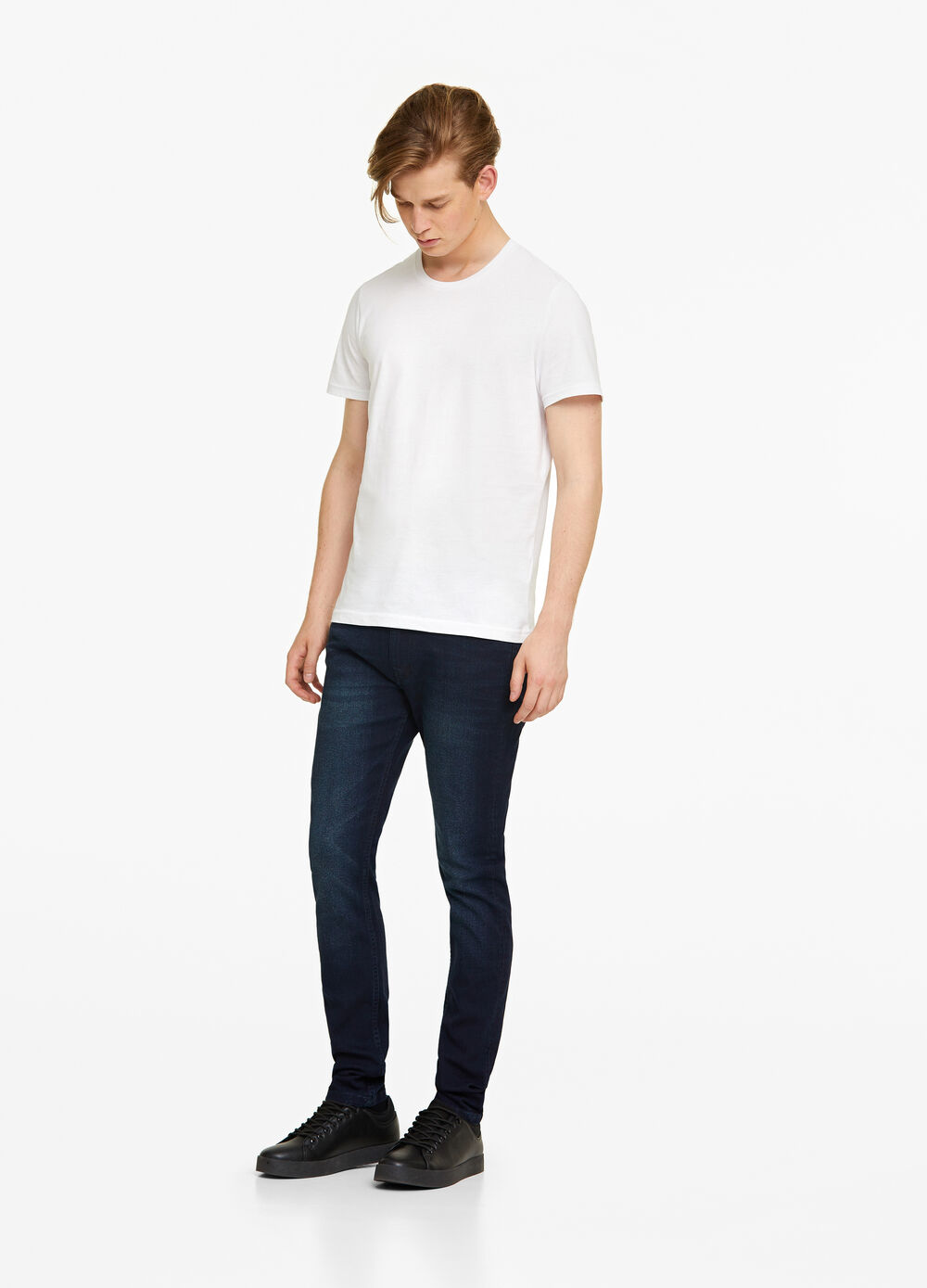 Jeans with super-skinny fit