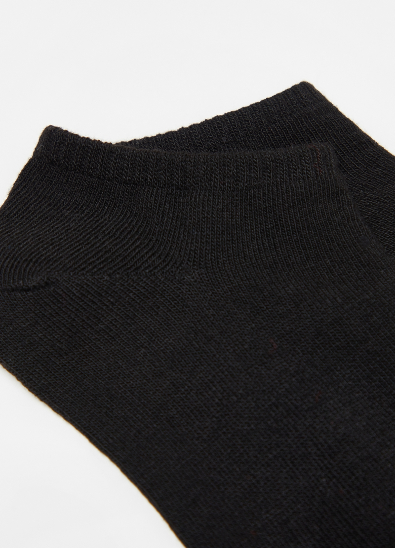 Two-pack stretch sneaker socks image number null
