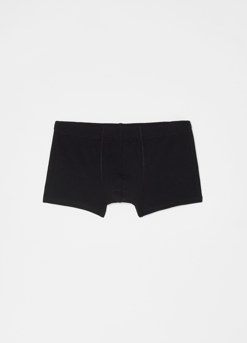 Stretch cotton boxers image number null