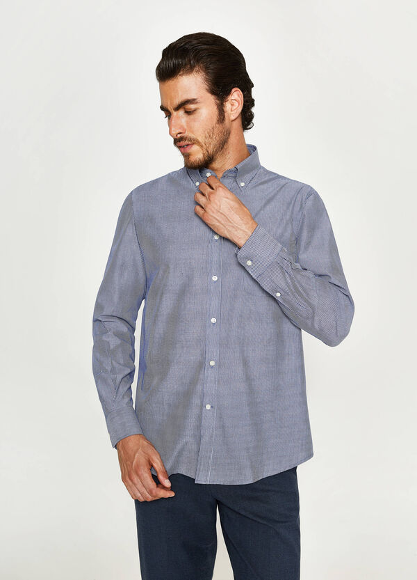 Camicia formale regular fit rigata | OVS