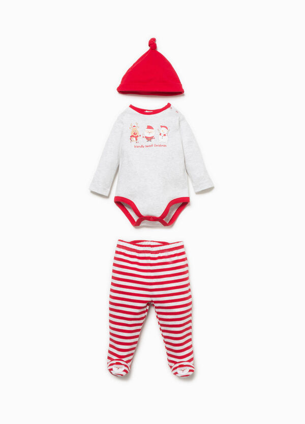 100% cotton Christmas outfit | OVS